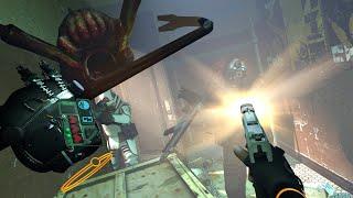 Half-Life 2 В Виртуальной Реальности! Готовимся к HL: Alyx!