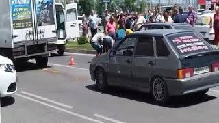 Дтп в Анапе [сбит пешеход]