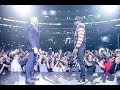 Download Youtube: Floyd Mayweather vs. Conor McGregor World Tour Staredown (LA) - MMA Fighting