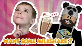 IS MURDERER OFFERING ME MILKSHAKE ?! | ROBLOX MURDER MYSTERY 2