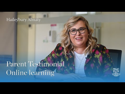 Parent Testimonial | Online learning