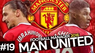 Manchester United Career Mode 19  Football Manager 2016 Lets Play  2 £70M TRANSFERS