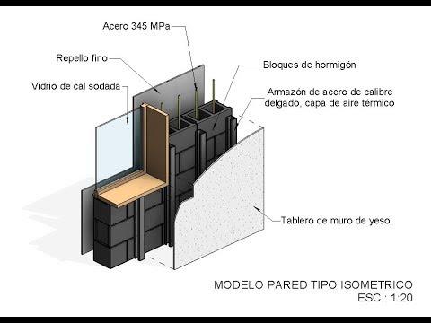 Detalle complejo 3D Muro o Pared