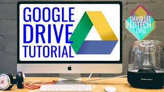 How To: Quick Tutorial for Google Drive
