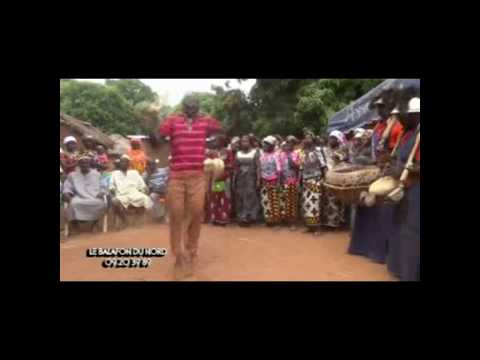 INEDIT BALAFON DE NABEKAHA  KOMBORODOUGOU  vidéo de ALEXIS le Balafon du Nord