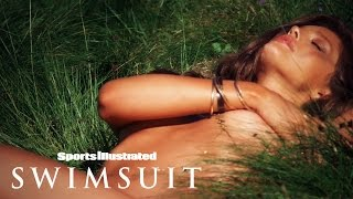 Emily DiDonato Takes You To A Field Of Dreams | Intimates | Sports Illustrated Swimsuit