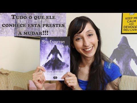 RESENHA - A MÃO ESQUERDA DE DEUS | Alegria Literária