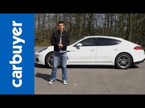 Porsche Panamera 2014 review - Carbuyer