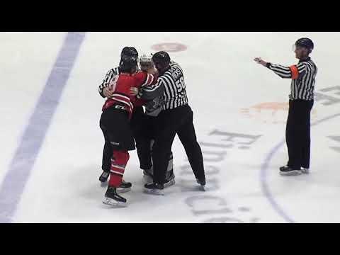 Eliott St. Pierre vs. Nicholas Girouard