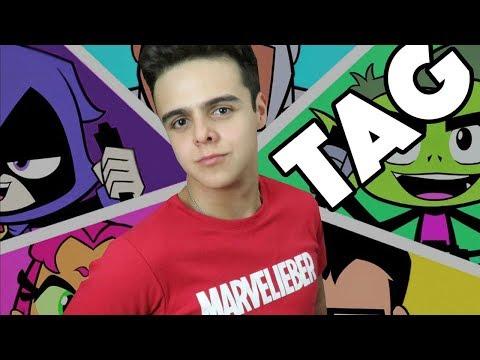 Download TAG de MARVEL y DC! / Andrés Navy Mp4 HD Video and MP3