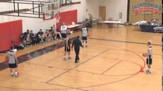 """Create a Strong Defense with the """"Three Cone Reaction"""" Drill!"""