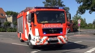 preview picture of video 'Löschzug Feuerwehr Oldenburg FW 1'