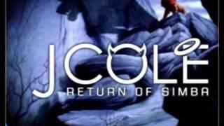 Return of Simba - J.Cole (lyrics)