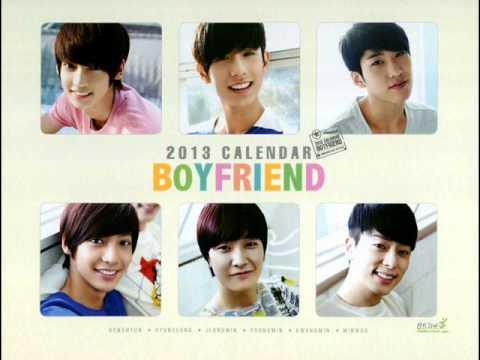รวมเพลง Boyfriend (BOYFRIEND Song Compilation)