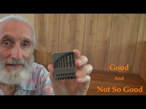 Dremel Accessories Drill Bits Review Good and Not So Good