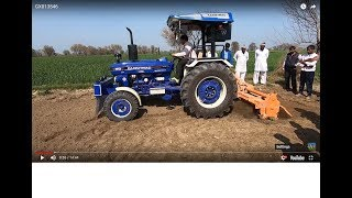 how to drive tractor rotavator - 免费在线视频最佳电影电视节目