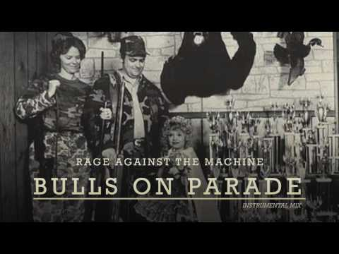 Rage Against The Machine - Bulls On Parade (Instrumental NO VOCAL BLEED)