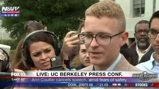BREAKING: Ann Coulter Cancels Speech At UC Berkeley (FNN)