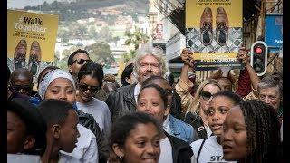 Sir Richard Branson remembers Mandela