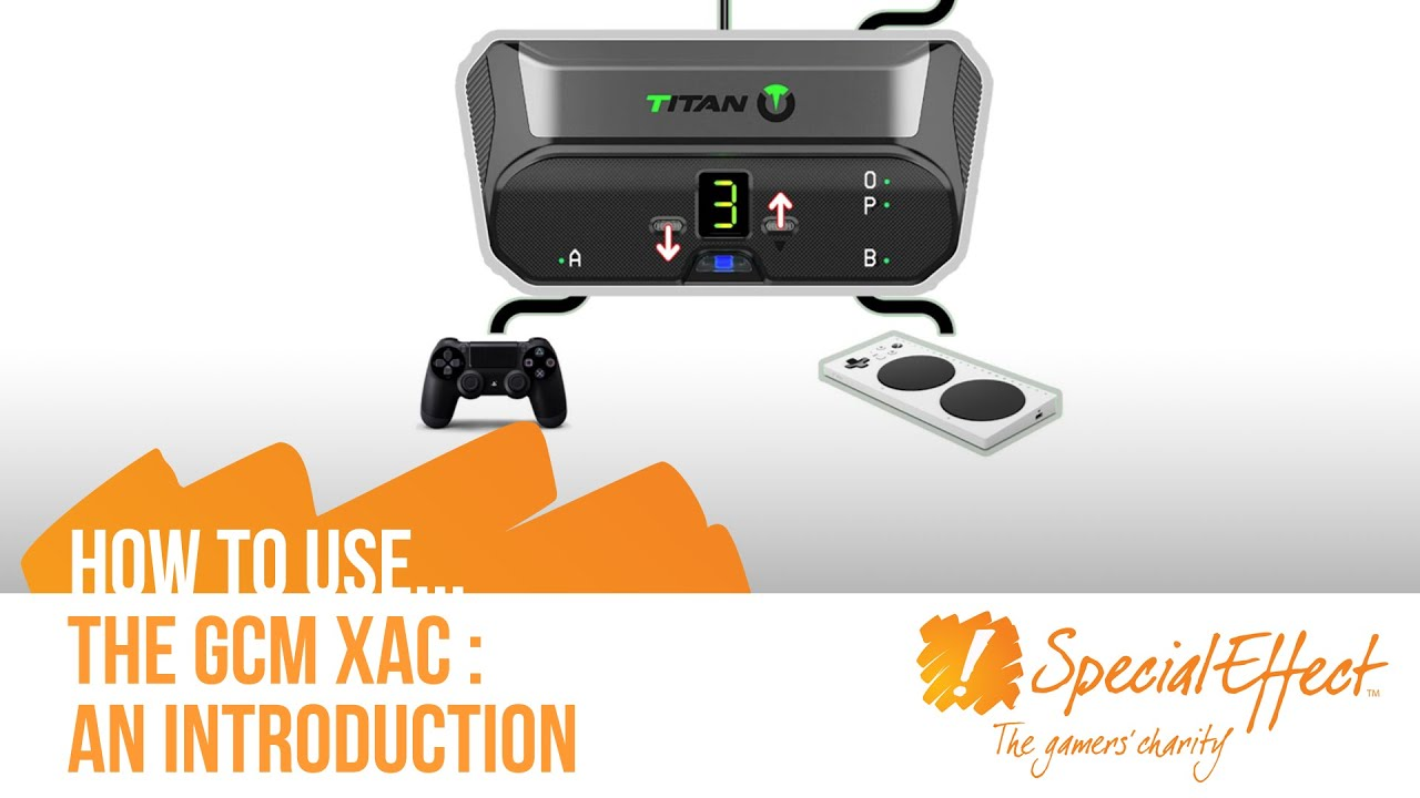 video placeholder for How to use... the Game Control Mixer XAC