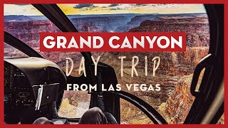Las Vegas to Grand Canyon in 4 HOURS or LESS!   The Maverick Vlog