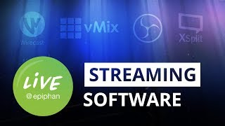 vMix vs WireCast - Live Streaming Software Review - Музыка для Машины