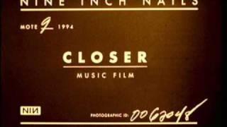 NIN / Closer