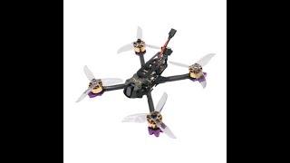 Eachine LAL5.1 225mm 4K 5.1 Inch 4S FPV Racing Drone PNP F405 Bluetooth FC Caddx Tarsier V2 Cam 2507