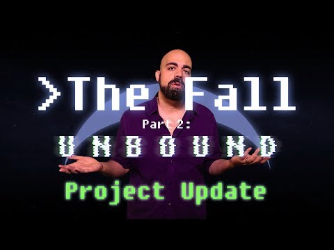 The Fall Part 2 - Gameplay Preview & Project Update. thumbnail