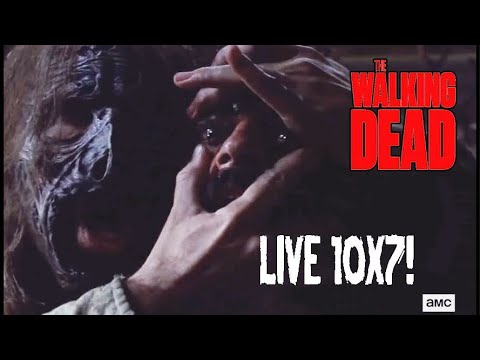 The Walking Dead 10x7 ITA - LIVE EPISODIO 10x7! NOOO SIDDIQ!!