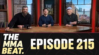 The MMA Beat: Episode 215 (Cejudo vs. Dillashaw, UFC-ESPN Era, Future of Flyweight, More)