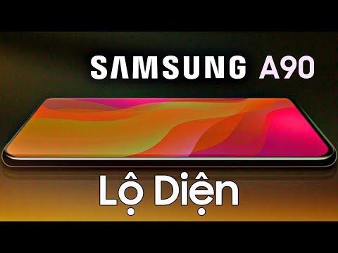 Samsung Galaxy A90 lộ diện: 2019 là năm của Samsung