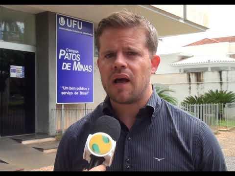 UFU solicita recursos ao MEC para retomada das obras em Patos de Minas