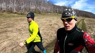 Подготовка к триатлону (кросс поход 10 05 18)