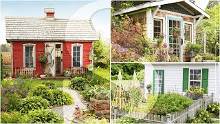 10 Gardening Shed Ideas