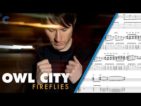 Soprano Sax Fireflies Owl City Sheet Music Chords Vocals