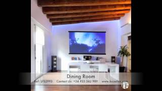 preview picture of video 'Spectacular luxury apartment in central Barcelona | LFS2993'