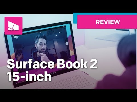 Surface Book 2 15-inch review: The ultimate Windows laptop