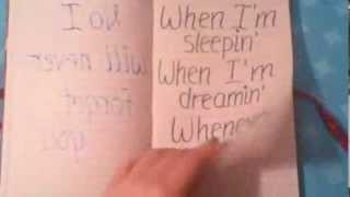 "Danielle Bradbery ""I Will Never Forget You"" Lyrics"