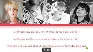 BTS, Charli XCX   DREAM GLOW (OST BTS WORLD Part.1 ) Legendado PT BR