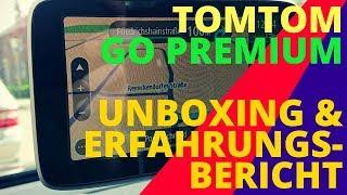 TOMTOM GO PREMIUM - AUSGEPACKT, AUSPROBIERT & ERFAHRUNGSBERICHT