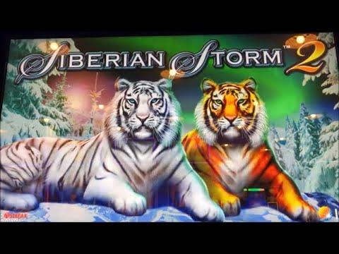 Siberian Storm 2 by KURI Slot
