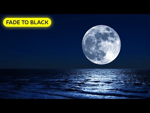 Relaxing Sleep Music: FADE TO BLACK, Deep Sleep Music, Calm Music, Sleep Meditation, Relax ☯3526