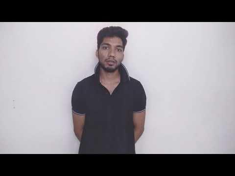 shivam Kr. Roy audition (a goon)