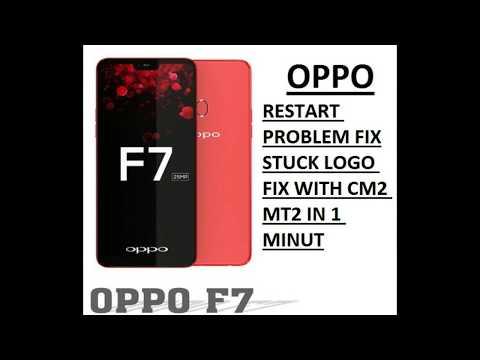 Oppo F7 Hard Reset