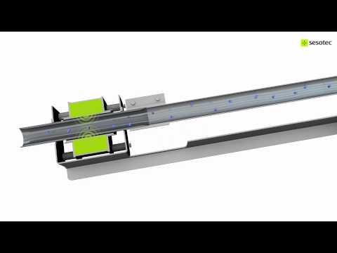 Metal separator GF for pneumatic conveyor pipes