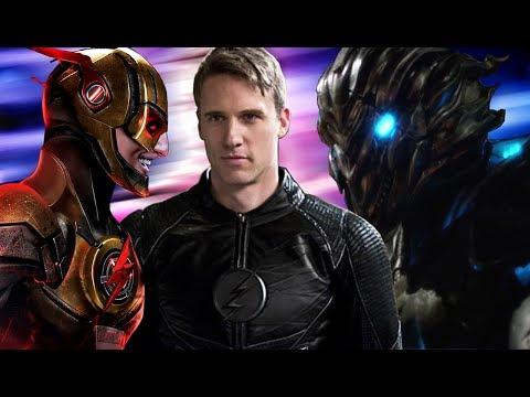 Savitar Vs Zoom Vs Reverse Flash? Who's The Best Flash Villain? - The Flash Season 4