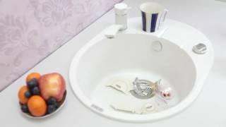Кварц-Гранит-Полимер: Кухонные мойки EWIGSTEIN