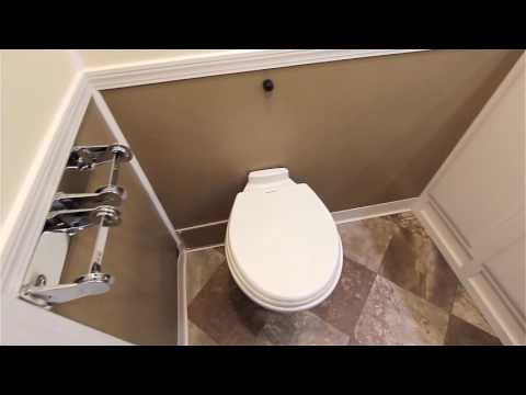 Portable Restrooms | 2 Station Luxury Key West with Exterior Hand Wash  | Portable Restroom Trailers
