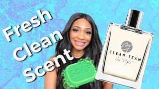 FRESH CLEAN PERFUME / GET RIGHT FRAGRANCE / VALLIVON